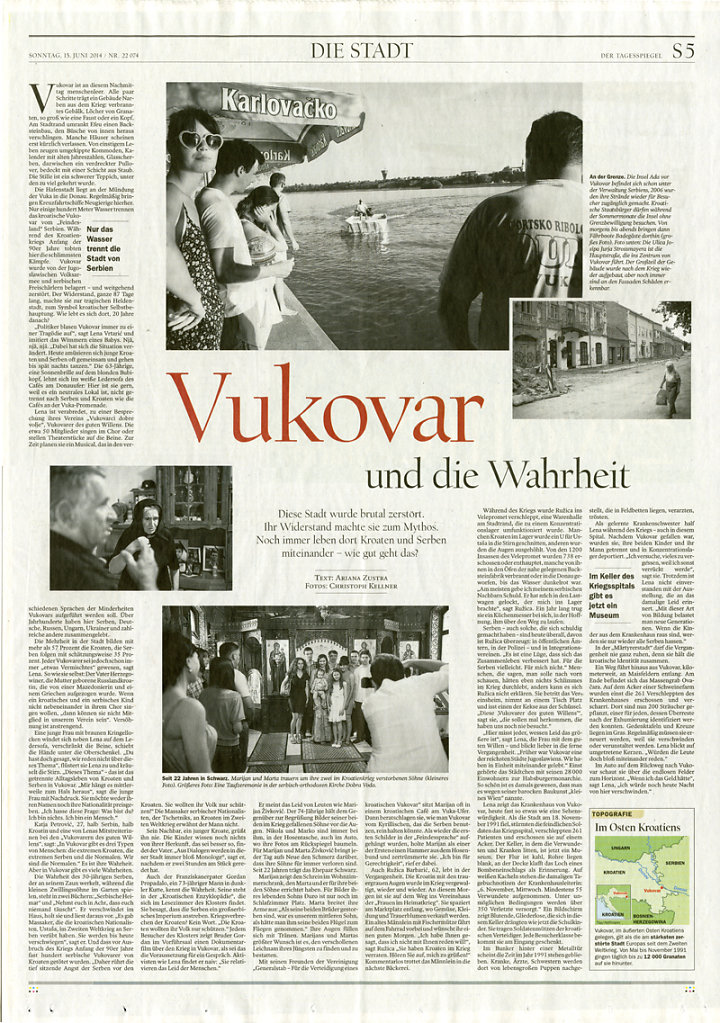 Der Tagesspiegel 07/2014